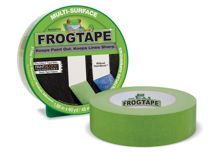 FrogTape Multi-Surface Painter's Tape