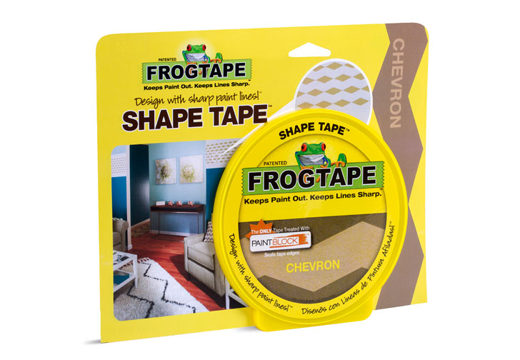 FrogTape Shape Tape Painter's Tape
