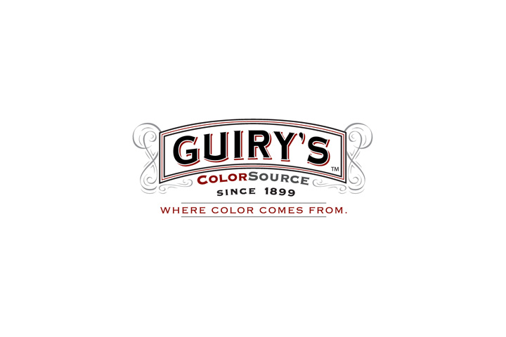 Guiry's Color Source logo