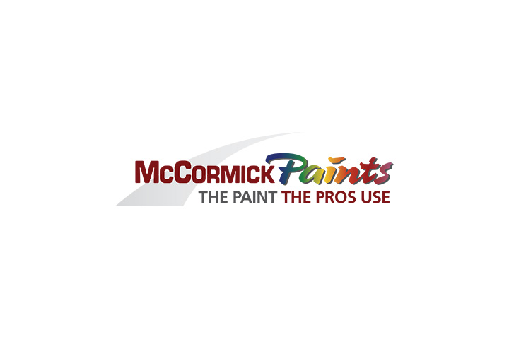 McCormick Paints logo