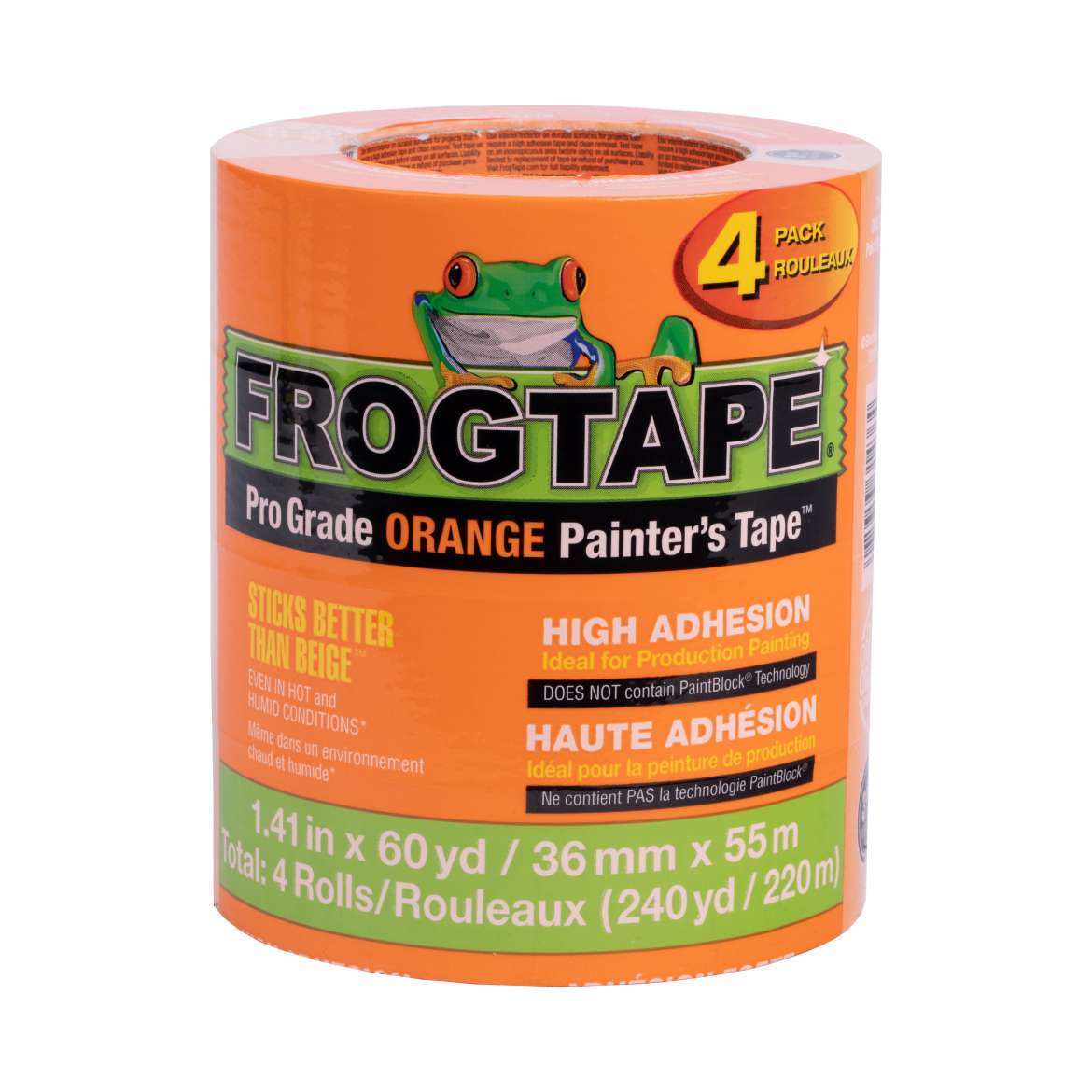 FrogTape® Pro Grade Orange Painter's Tape™