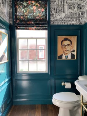 2020 Design Trends - Rich at Heart - Bathroom Refresh