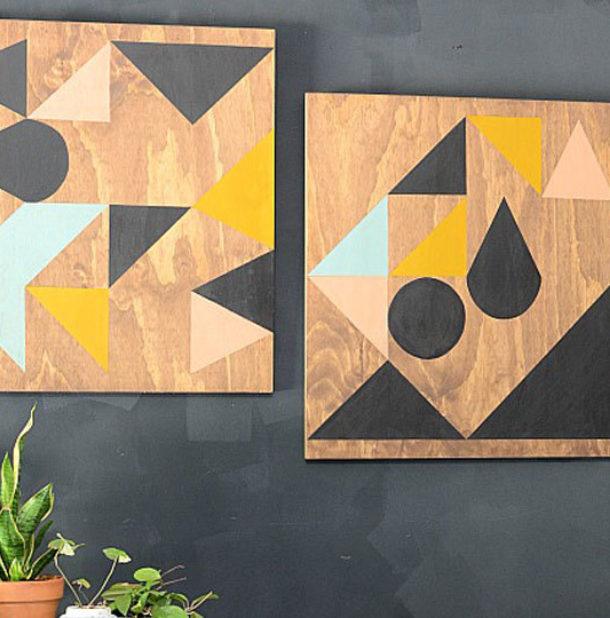 Wooden Art Panels