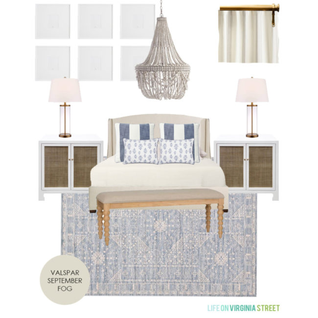 Master Bedroom Design Board Final