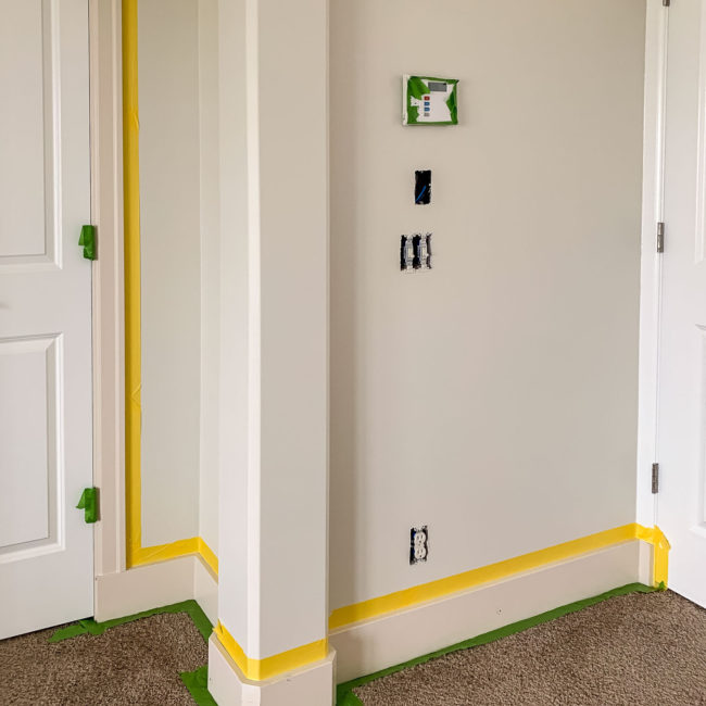 How To Paint Baseboards Trim
